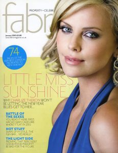 Fabric January 2010 Cover
