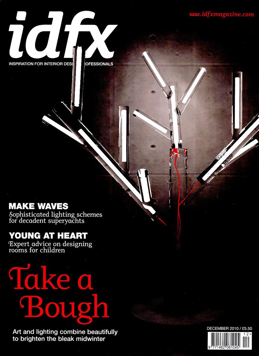 idfx December 2010 Cover